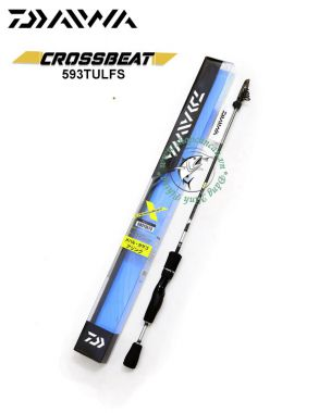 Cần lure rút Daiwa Crossbeat 593TULFS - Made in VietNam