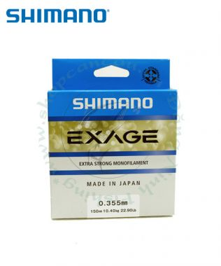 Cước câu Shimano Exage - Made in Japan