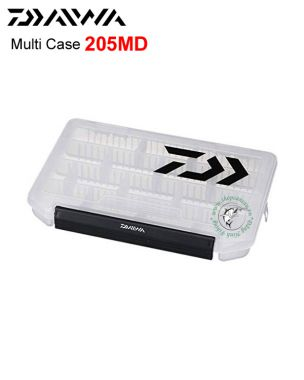 Hộp đựng lure Daiwa Multi Case 205MD - Made in Japan