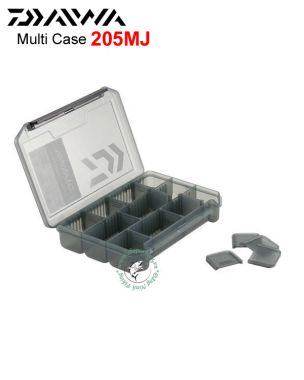 Hộp đựng lure Daiwa Multi Case 205MJ - Made in Japan