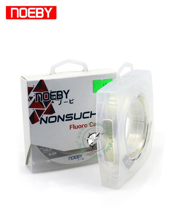 Dây Leader FluoroCarbon Noeby Nonsuch