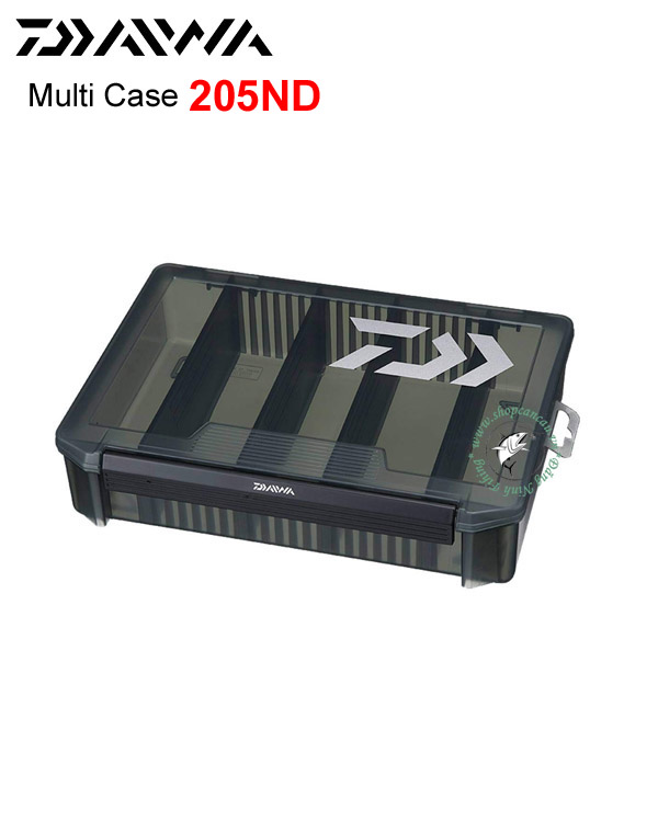 Hộp đựng lure Daiwa Multi Case 205ND - Made in Japan