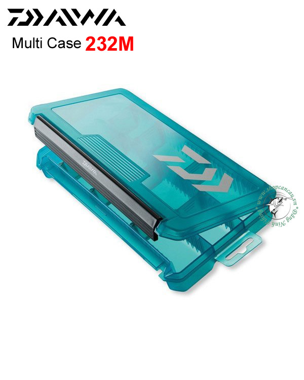 Hộp đựng lure Daiwa Multi Case 232M - Made in Japan