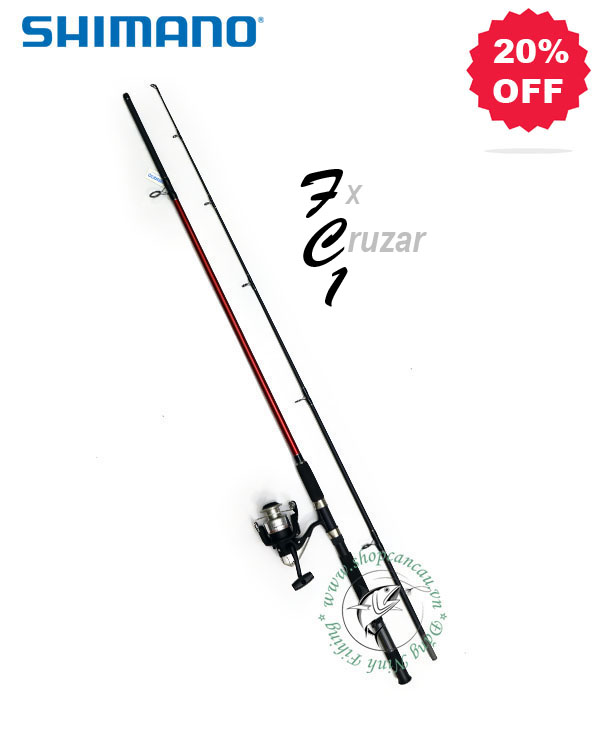 Combo Shimano FC1 - sale off 20%